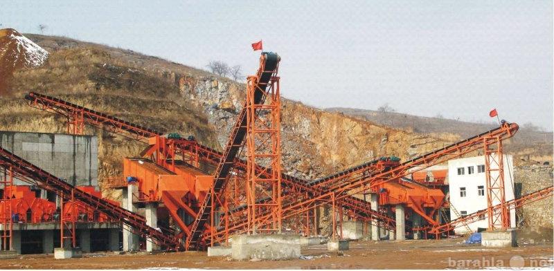 Продам Дробильно-сортировочный комплекс