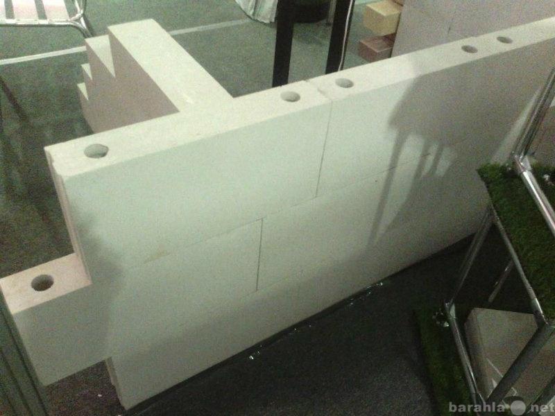 Продам Силикатный камень(500х250х88 ) пазогребн