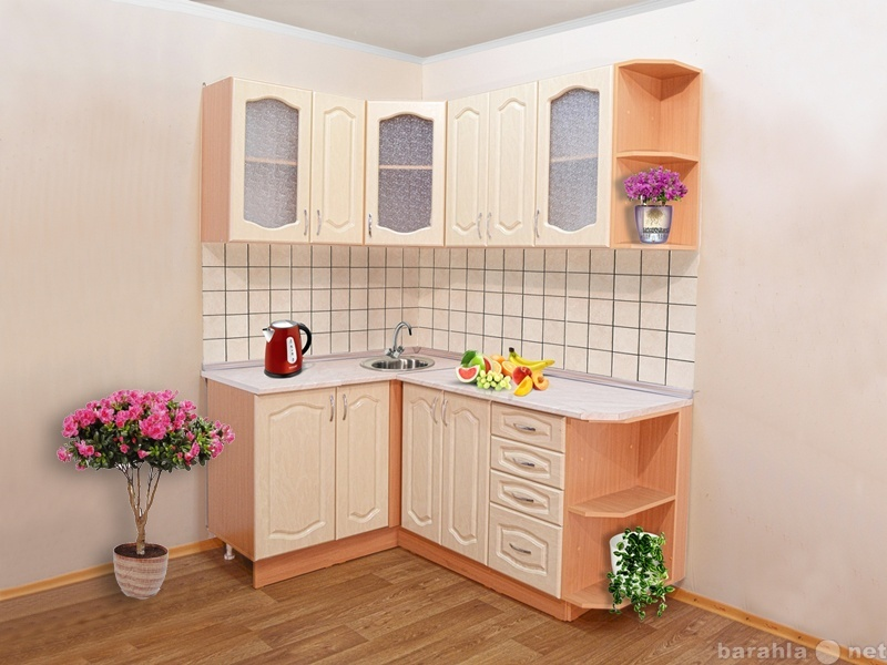 """Продам Кухня """"Флавия"""" 130х180 см перл"""