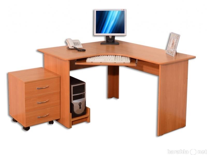 Продам Стол компьютерный СТУ-3 вишня