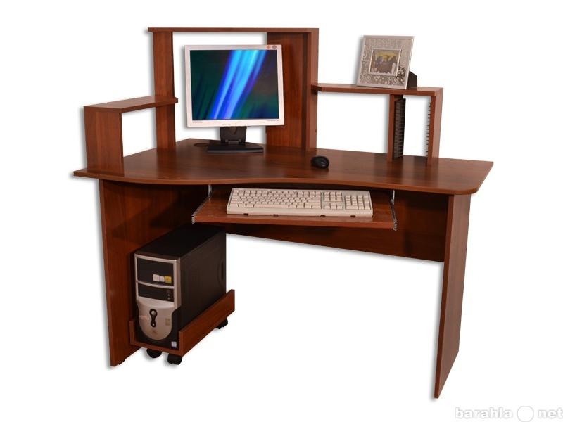 Продам: Стол компьютерный СКН-2 орех