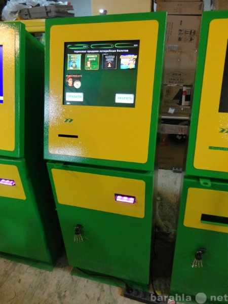 Продам Терминалы игровые, платежные, банковские