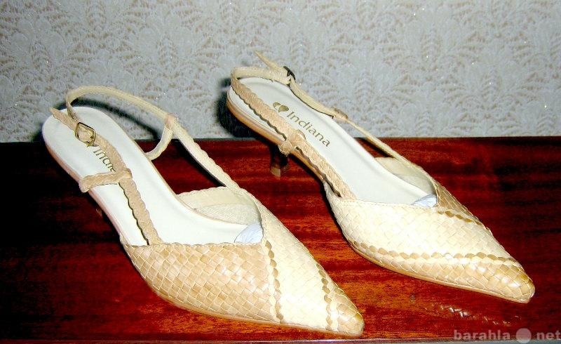 Продам новые шикарные женские туфли INDIANA