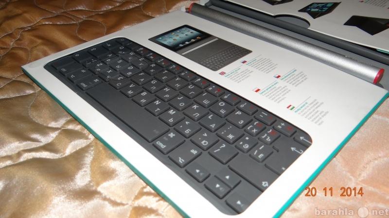 Продам: Чехол-клавиатура Logitech Solar Keyboard