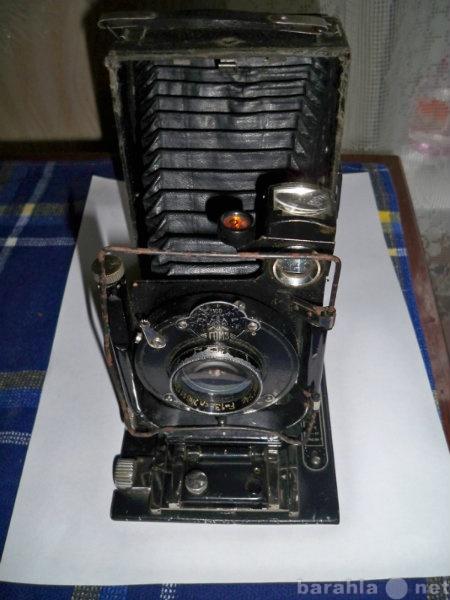 Продам довоенный советский фотоаппарат Фотокор-