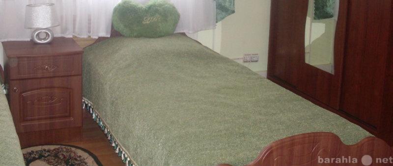 Продам Односпальная кровать с тумбой