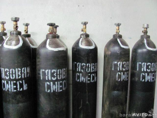 """Продам """"Смесь газовая техническая аргоноки"""