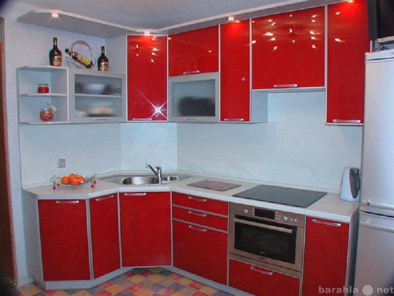 Продам Кухонный гарнитур № 47.Пластик в ал.рамк