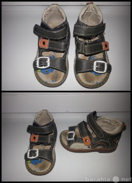 Продам: сандали ортопедические размер 21