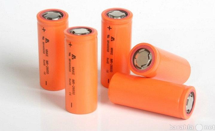 Продам: Новые аккумуляторы 18650, 26650