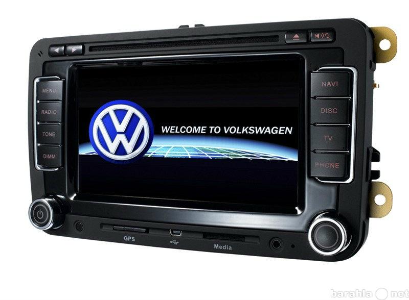 Продам: Штатная магнитола на Volkswagen Golf