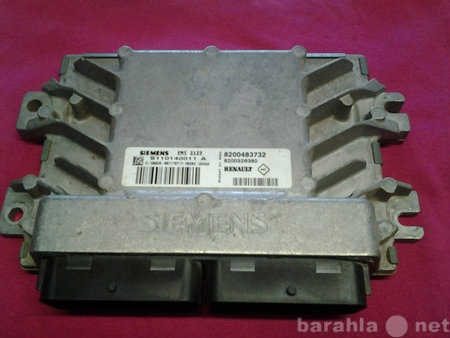 Продам: Мозги Эбу контроллер SIEMENS EMS3132