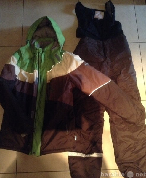 Продам Комплект зимний куртка+штаны