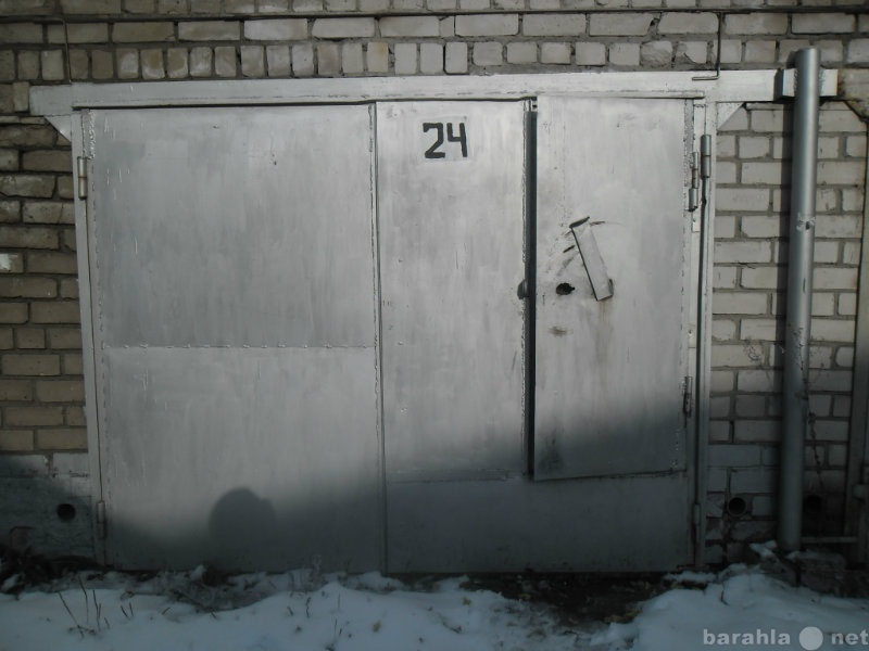 Продам: Гараж_машина
