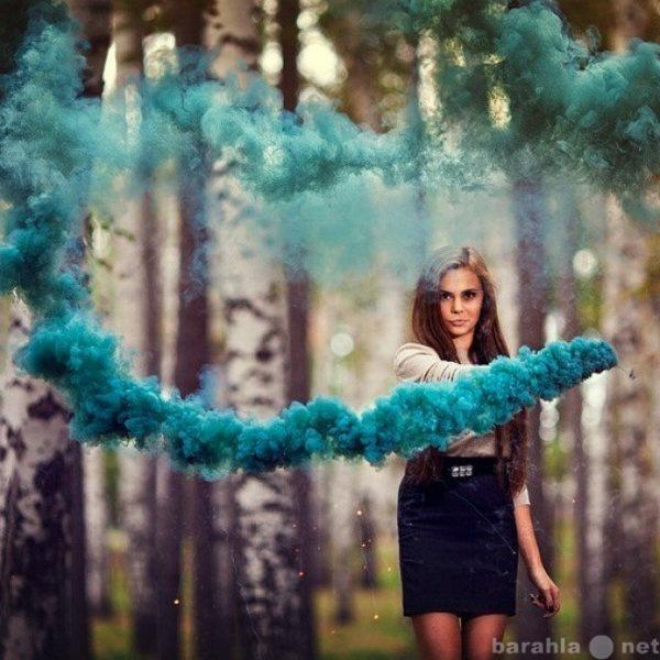 Продам Цветной дым, дымовые шашки в Томске