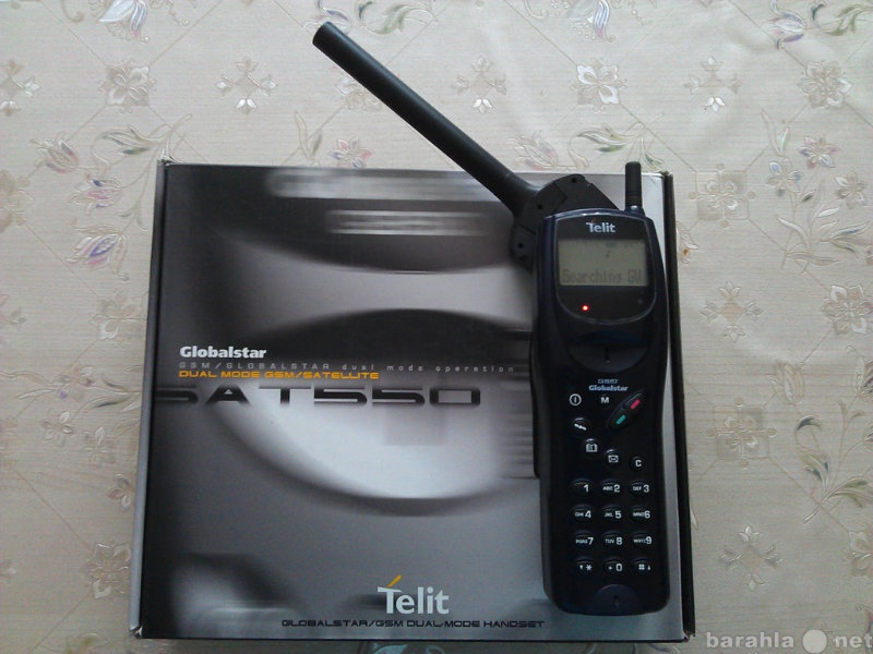Продам Спутниковый телефон Telit Sat 550