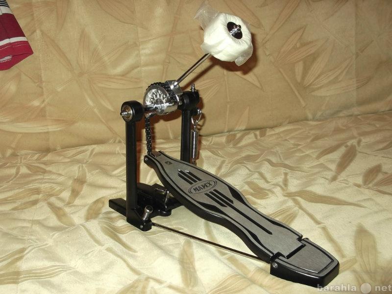 Продам педаль mapex для бас бочки  новая