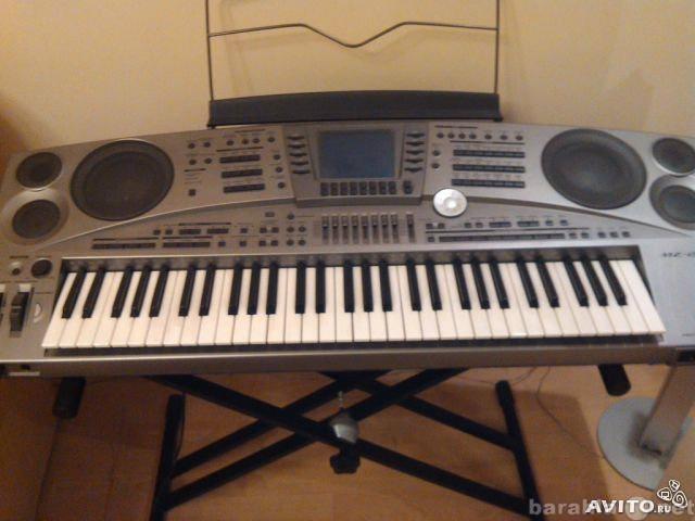 Продам Профессиональный синтезатор Casio MZ2000