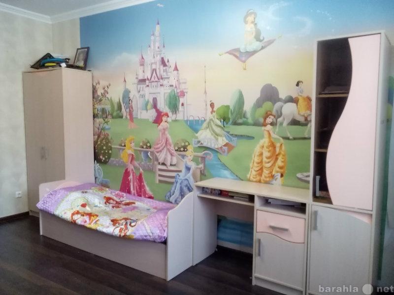 Продам комплект детской мебели
