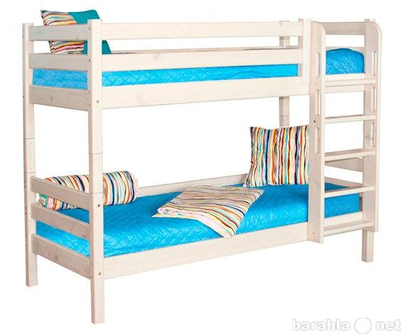 Продам Двухъярусная кровать Соня с прямой лестн