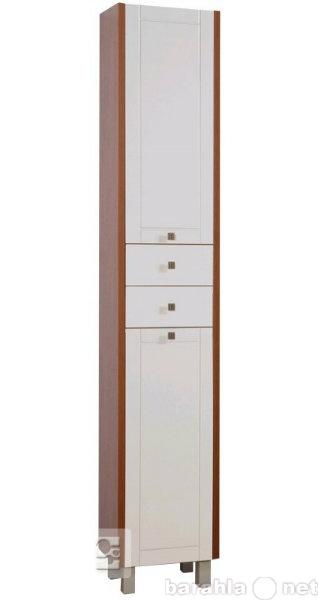 Продам Шкаф-колонна с бельевой корзиной Альпина