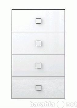 Продам Комод коллекции гостиная Аватар белый