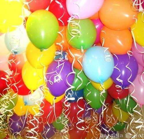 Продам Воздушные шарики с гелием