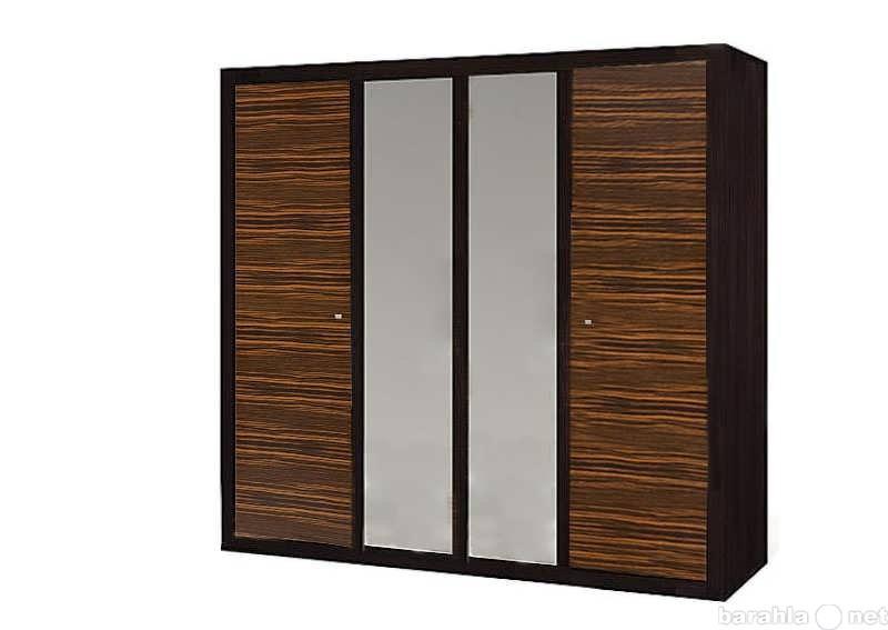 Продам Шкаф коллекции Капри маккасар (БРВ)