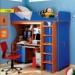Продам Кровать детская двухъярусная со шкафом