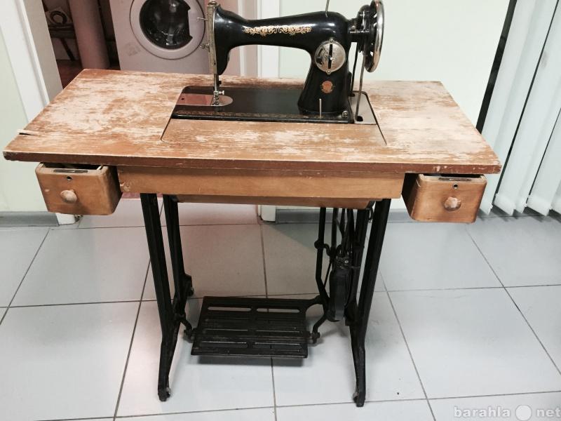 Продам Швейная машинка 1958 года