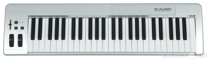 Продам m-audio keystation 49es