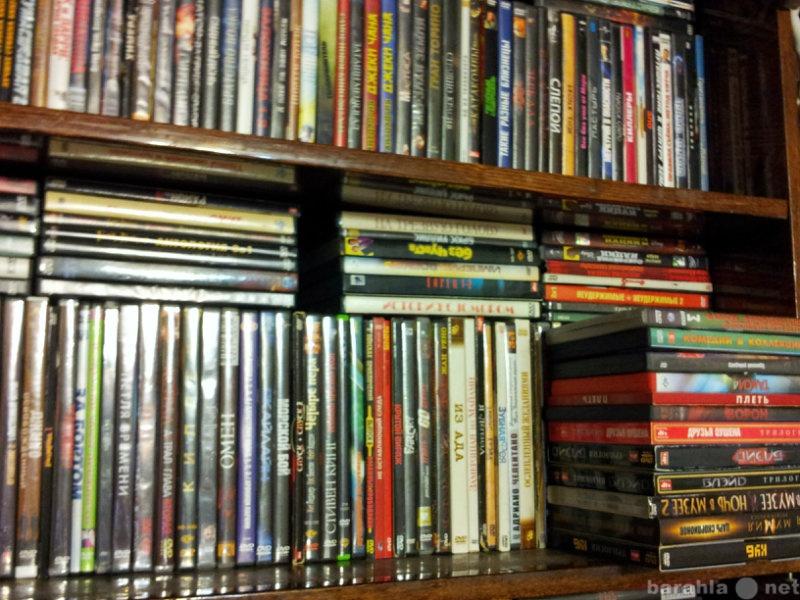 Продам коллекция зарубежных DVD фильмов