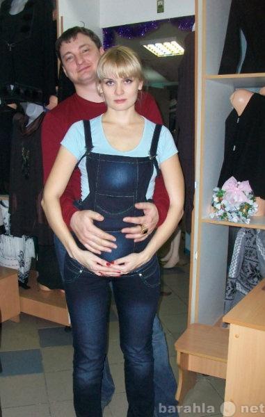 Продам комбинезон джинсовый для беременных