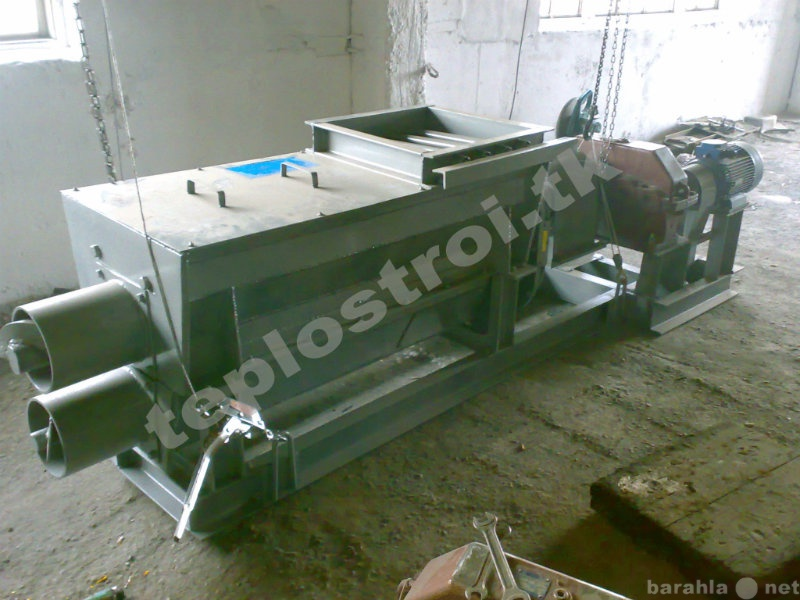Продам: Винтовая дробилка-грохот ВДГ-10