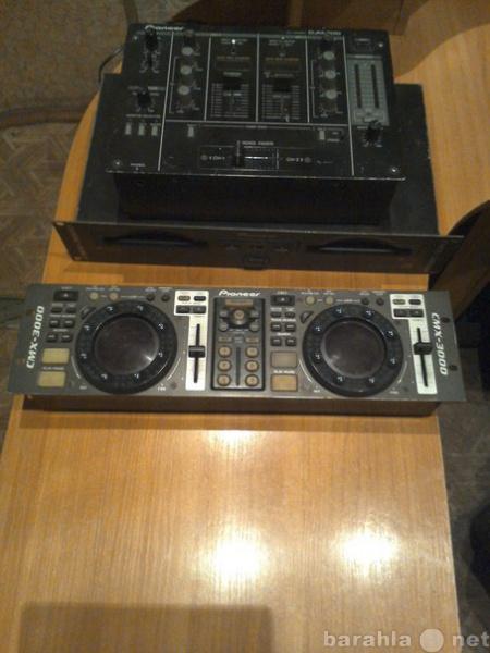 Продам Продам Комплект pioneer CDJ3000+ DJM300