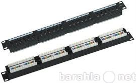 Продам Патч-панель на 24 порта RJ-45, 5e WT-206