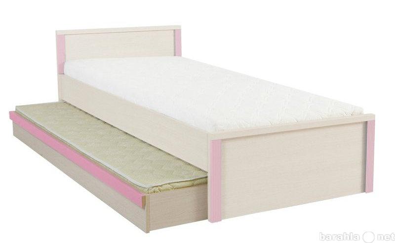 Продам Кровать коллекции Капс розовая (БРВ)