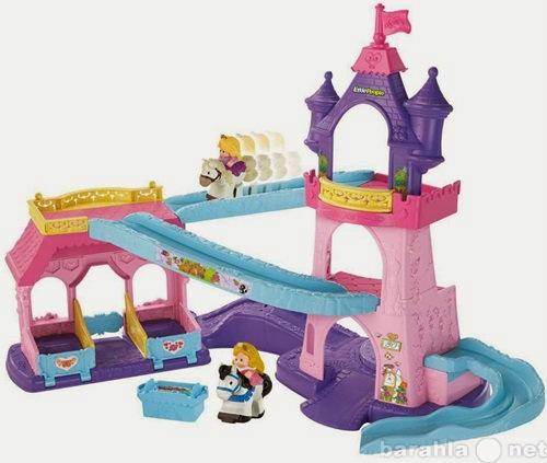 Продам Замок с принцесами