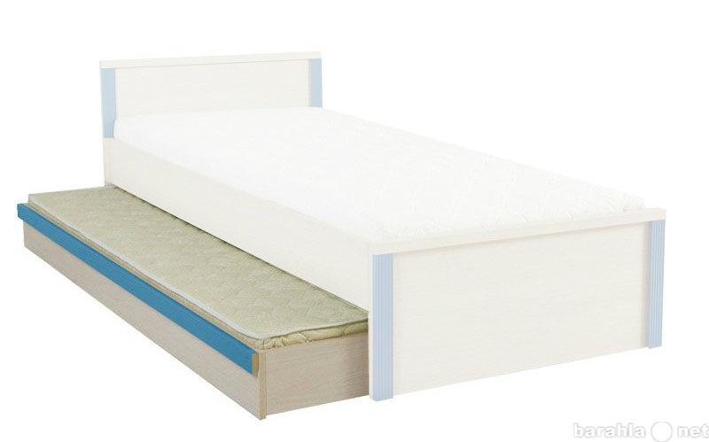 Продам Ящик кровати + матрац ламель