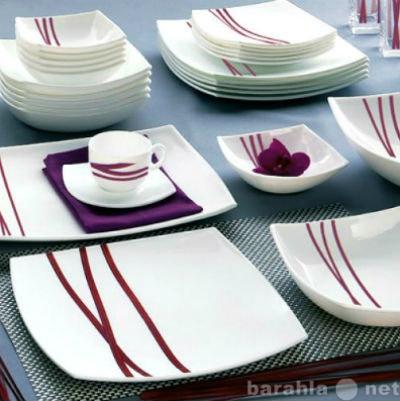 Продам Европейская стеклянная посуда Люминарк