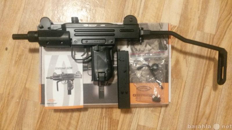 Продам пневматический пистолет узи