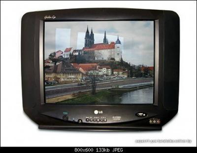 Продам цветной телевизор LG