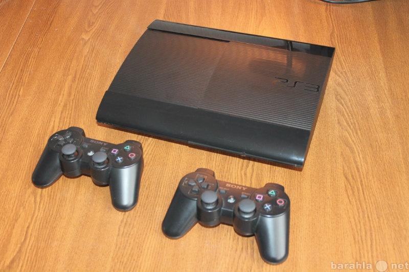 Продам: Sony PlayStation 3 Super Slim 12Gb+3игры