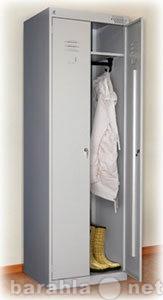 Продам: Шкафы металлические для одежды ШРК-22