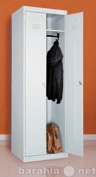 Продам: Металлические шкафы для одежды сварные