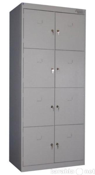 Продам: Металлические шкафы серии ШРК
