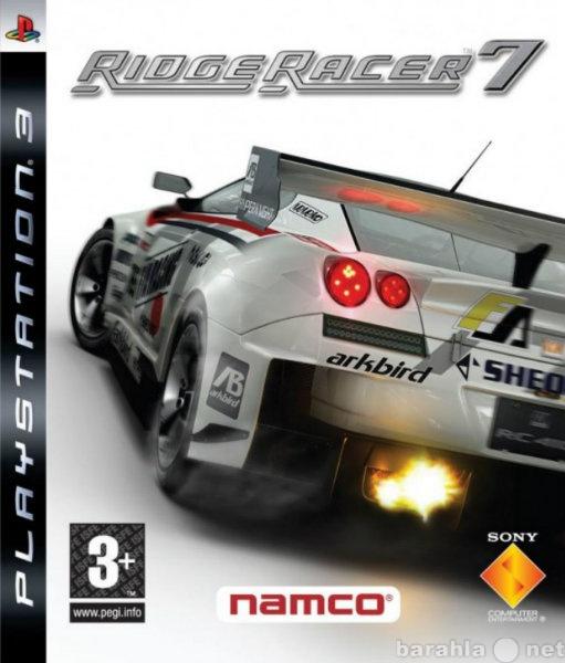 Продам: Ridge Racer 7 (PS3) для Sony PS3