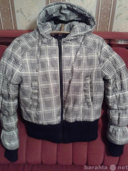 Продам куртка весна-осень