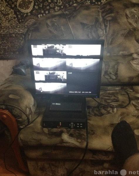 Продам Система видеонаблюдения Panda TA-420V