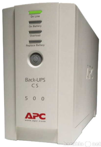Продам Бесперебойник Back-UPS CS 500
